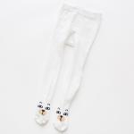 ถุงน้อง สีขาว แพ็ค คู่ ไซส์ M (1-2 ปี)