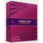 #WANNA ONE PREMIER FAN-CON DVD (3 DISC)