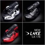 รองเท้าเสือหมอบ LAKE รุ่น CX176 Wide Road Shoes ,ล๊อคเอ็นบิด หน้าเท้ากว้างใส่สบาย