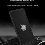 เคส Xiaomi MI 6 พลาสติก ซิลิโคน 2 ชั้น พร้อมขาตั้งในตัว ราคาถูก