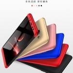 เคส Samsung A8+ 2018 (A8 Plus 2018) พลาสติกประกอบหัว+ท้าย สวยงามมาก ราคาถูก (ไม่รวมฟิล์ม)