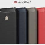 เคส Xiaomi MI Max 2 พลาสติก TPU สีพื้นสวยงามมาก ราคาถูก