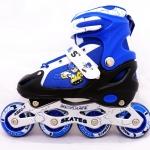 รองเท้าสเก็ต rollerblade รุ่น MOB สีน้ำเงิน Size S ** พร้อมเซทสุดคุ้ม