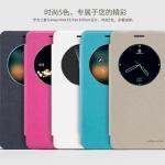 เคส Samsung Note FE (Note Fan Edition) แบบฝาพับโชว์หน้าจอเมทัลลิค NILLKIN สวยหรูมากๆ ราคาถูก