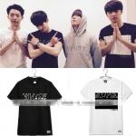 เสื้อยืด (T-Shirt) CNBLUE Spring Live 2015 - WHITE