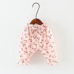 กางเกงลายเชอรี่สีชมพู [size 6m-1y-18m-2y]