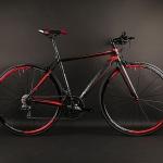 จักรยานไฮบริดเสือหมอบ TWITTER CZ-1 Hybrid ,16สปีด ตะเกียบคาร์บอน 2017