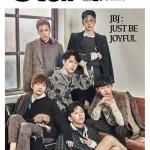 #JBJ นิตยสาร @Star1