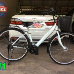 จักรยานแม่บ้านญี่ปุ่นมือสอง Japan Used City bike 11-20