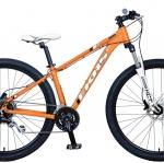 จักรยานเสือภูเขา KHS SIXFIFTY 300 LADY,24สปีด ดิสน้ำมัน เฟรมอลู 2017