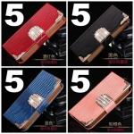 เคส iphone 5 Luxury diamond leather crocodile เคสมือถือราคาถูกขายปลีกขายส่ง