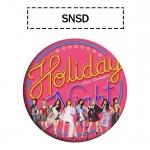 เข็มกลัด SNSD - Holiday Night