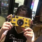 เคส Huawei P20 Pro ซิลิโคนรูปกล้องถ่ายรูปสุดเท่ ตรงเลนส์สามารถยืดออกมาตั้งได้ พร้อมสายคล้อง ราคาถูก