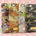 case iphone 5 เคสไอโฟน5 New Ted baker art style iPhone5