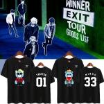 เสื้อยืด (T-Shirt) WINNER - EXIT (ชื่อเมมเบอร์)