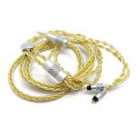 ขาย X-Tips Golden Guardian สายหูฟังขั้ว 2pin 0.78 สำหรับ TFZ ทุกรุ่น