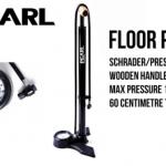 Pearl Floor Pump สูบตั้งพื้น ขนาด 60 ซม.150psi,Pearl150