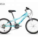 จักรยานเด็ก TRINX SMART 2.0 21สปีด เฟรมเหล็ก ล้อ 20 นิ้ว ปี 2018