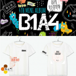 เสื้อ B1A4 - Solo Day