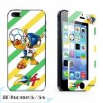 ฟิล์มกระจก Explosion-Proof Tempered Glass iphone 5 / 5s ลายทีมชาติฟุตบอลโลก Spain,Brazil,Germany,French,Portugal,Mexico,England,Italy,Argentina,Netherlands ลายภาพยนตร์ดัง ไอร่อนแมน สไปเดอร์แมน กัปตันอเมริกาฟิล์มกระจก Explosion-Proof Tempered Glass เฉพาะแผ