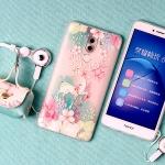 เคส Huawei GR5 (2017) พลาสติก TPU ลายกวางน้อยสวยงามมาก พร้อมสายคล้องมือและกระเป๋าเก็บสายหูฟัง ราคาถูก