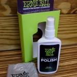 น้ำยาทำความสะอาดบอดี้กีตาร์ Ernie Ball Polish