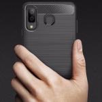 เคส Samsung A8 Star ซิลิโคนสีพื้นสวยงามมาก ราคาถูก