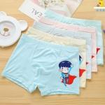 กางเกงในเด็ก คละสี แพ็ค 20 ตัว ไซส์ XXL อายุ9-10 ปี