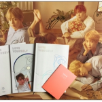 อัลบั้มพร้อมลายเซ็นของแท้ [#BTS] #LOVE_YOURSELF 承 'HER' Ver.[ L ]