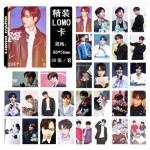 ชุดรูป LOMO #GOT7 Never Ever : Jackson (30รูป)