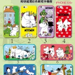 เคสไอโฟน6 4.7 นิ้ว TPU + PC ลายการ์ตูน Moomin สุดน่ารัก ราคาส่ง ราคาถูก