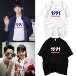 เสื้อยืด (T-Shirt) 1991 แบบ Eunwoo