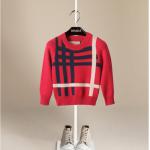 เสื้อกันหนาว สีแดง แพค 5ตัว ไซส์ประมาณ 1-5ปี