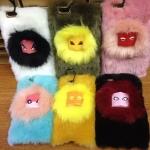 เคส iphone 6 (4.7) เคสขนเฟอร์ตุ๊กตาน่ารักๆ ราคาถูก