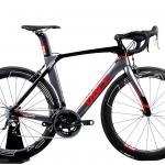 KAZE RACE: EOS เฟรมจักรยานเสือหมอบ Aero Carbon (เฉพาะเฟรม+ตะเกียบ+หลักอานคาร์บอน )