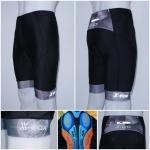 กางเกงขาสั้น X-FOX เป้าเจล 16D นุ่มและใส่สบาย