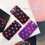 เคส iPhone 7 Plus (5.5 นิ้ว) พลาสติก TPU ลายหัวใจน่ารักๆ ราคาถูก