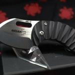 Boker Plus Nano Frame Lock Black Zytel Handles (01BO600)
