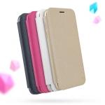 เคส Samsung J5 Pro ฝาพับหนังเทียม NILLKIN สีสันสดใส ราคาถูก