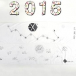 ผ้าเชียร์ EXO EXOL 2015