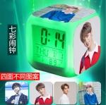 นาฬิกาปลุกลูกเต๋า Zhu Zhengting