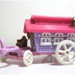 Gypsy Caravan Circus Wagon