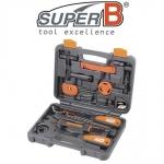 ชุดเครื่องมือ SuperB TBA300 Bicycle Tool Set Box