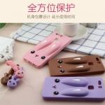 เคส Huawei P9 ซิลิโคนกระต่ายน้อยแสนน่ารัก ราคาถูก (สายคล้องแล้วแต่ร้านจีนแถมมาหรือไม่)