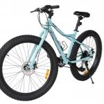 จักรยาน big foot wci เกียร์ชิมาโน่ 24 สปีด ยาง 26x3.0 นิ้ว ปี 2015