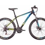 จักรยานเสือภูเขา TRINX M100 26 นิ้ว เกียร์ 21 สปีด โช้คหน้า เฟรมอลูมิเนียม 2019
