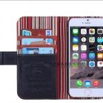 เคส iphone 6 (4.7) แบบฝาพับหนังเทียมเรียบหรู ราคาถูก