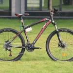 """จักรยานเสือภูเขา FORMAT 1512 เฟรมอลู 24 สปีด ดิสน้ำมัน วงล้อ 26"""" ,2018"""