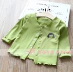 เสื้อ สีเขียว แพ็ค 5 ชุด ไซส์ 5-7-9-11-13