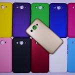 เคส Huawei Y3 (2017) พลาสติก hard case สีพื้นสวยงามมาก ราคาถูก